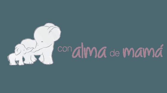 Con Alma de Mamá Logo
